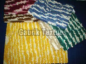 Cotton Tye Dye Chenille Rug