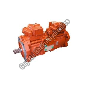 Radial Piston Hydraulic Pump