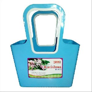 Plastic Carry Basket