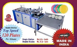 APPI-50 Paper Plate Making Machine