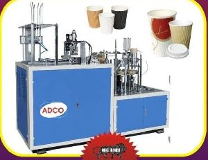 Ripple Cup Making Machine