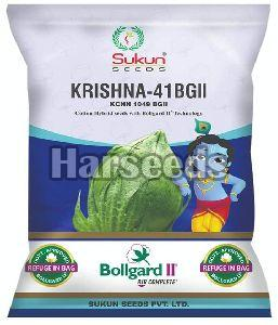 Krishna-41 BG II Hybrid Cotton Seeds