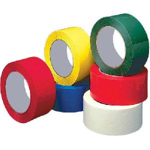 Multicolor PVC Tapes