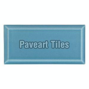 100 X 400mm Tiffany Blue Wall Tiles