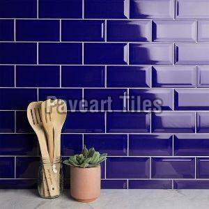 108 x 108mm Royal Blue Wall Tiles