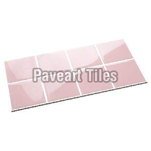 150 X 150mm Pink Wall Tiles