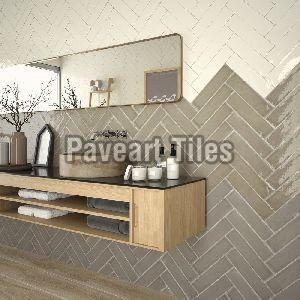 75 X 300mm Ivory Wall Tiles