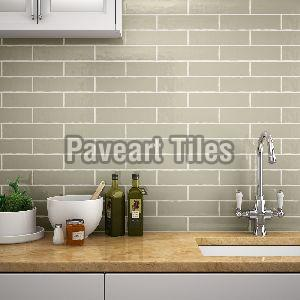 75 X 300mm Light Khaki Wall Tiles