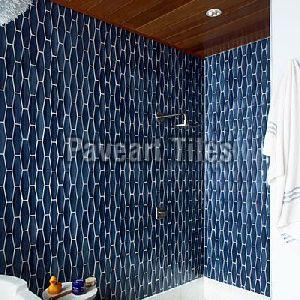 75 X 300mm Royal Blue Wall Tiles