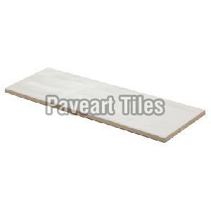 75 X 300mm Snow White Wall Tiles