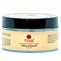 Hibiscus Chamomile Foot Cream