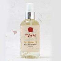 Lemon Grapefruit Fennel Body Massage Oil