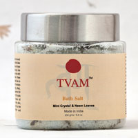 Mint Crystal and Neem Bath Salt