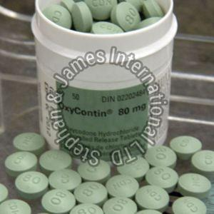 Oxycontin 80mg Tablets