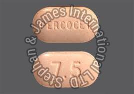 Percocet 7.5mg Tablets