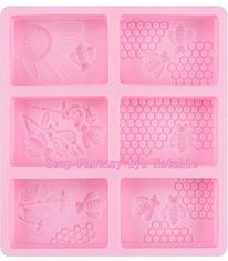 diy handmade craft soap muffin cup cake jelly mould