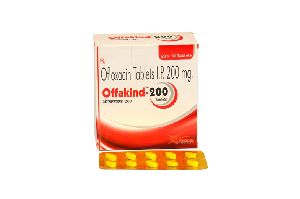 Offakind 200 Mg Tablets