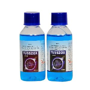 Tusszox Syrup