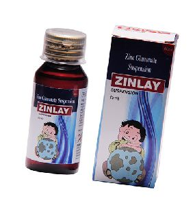 Zinlay Oral Suspension
