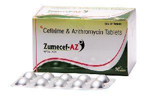 Zumecef AZ Tablets