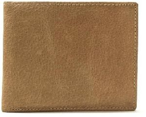 Leather Contrast Wallet