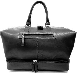 Leather Fancy Handbag