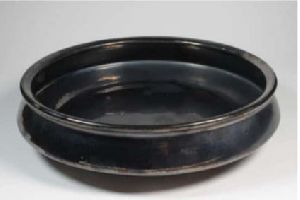 Plain Serving Bowl