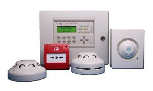 Fire Detection and Alarm System Installation Service