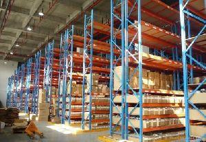 Pallet Rack Installation Service
