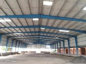 Warehouse Shed Structural Fabrication Service