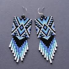 Handicraft Earring