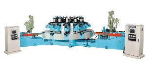 Automatic Rotary Injection Moulding Machine