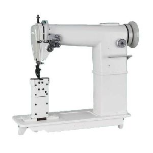 Single & Double Needle High Post Bed Sewing Machine