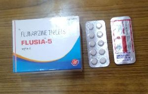 Flusia 5mg Tablets