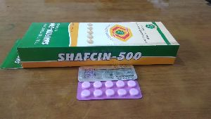 Shafcin-500mg Tablets