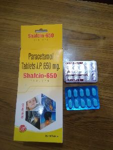 Shafcin-650mg Tablets