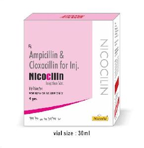 Nicocillin 4gm Injection