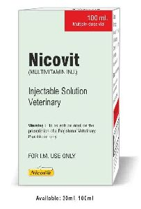 Nicovit Injection