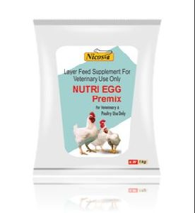 Nutri Egg Premix Feed Supplement
