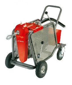Rothenberger Drainage & Pipe Cleaning Machine R140B