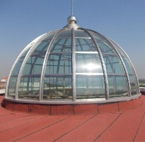 Polycarbonate Round Dome