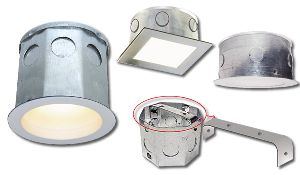 Concealed Downlight Fitting