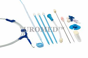 Radiology Nephrostomy Drainage Kit