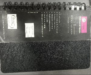 NOTE BOOK B/5 - Single Subject