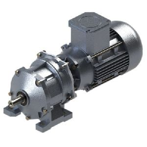 AC Helical Geared Motor