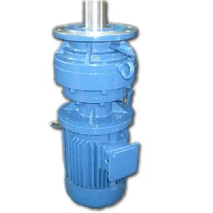 Vertical Helical Geared Motor