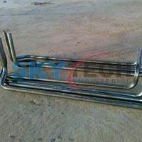 Automotive Spare Wheel Stand