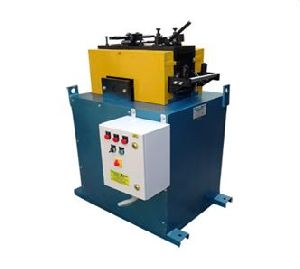 Coil Straightener Machine