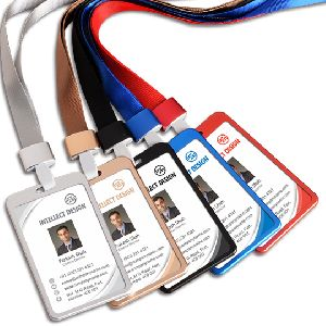 Aluminium ID Card Holder