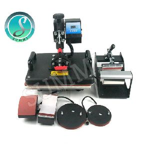 S-5 in 1 Heat Press Machine